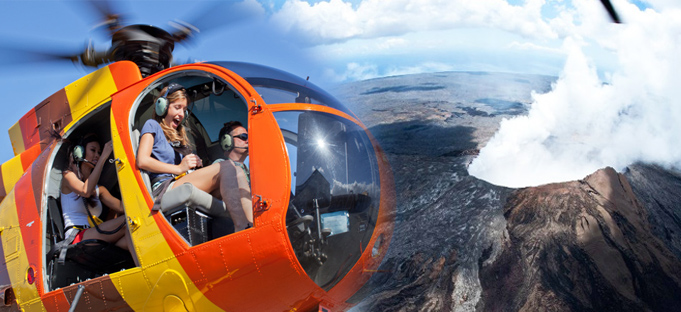 & Paradise Helicopters - Volcanoes \u0026 Waterfalls Extreme Doors Off Pezcame.Com