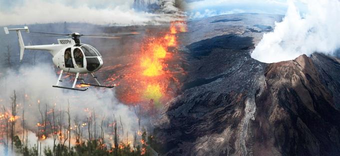 Paradise Helicopters Volcano Amp Kohala Landing