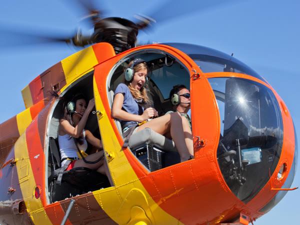 Helicopter Tours Big Island No Doors