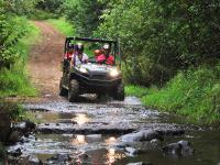 ATV Outfitters Waterfall & Rainforest Adventure Hawaii Big Island